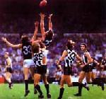 Playing Australian Rules Football