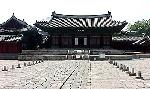Kyongbokkung Palace or the Palace of Shining Happiness